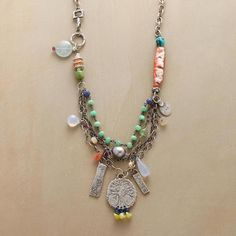 EARTH'S BOUNTY NECKLACE: View 1