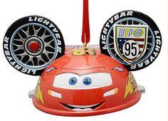 Disney ear hat ornament