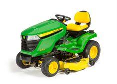 JohnDeere X300 with 42-in. Deck Lawn Tractor | JohnDeere.com