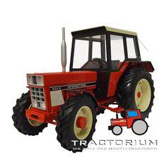 Trac32 IH 844 S Traktor 1/32