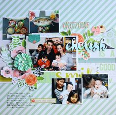 cherish - Kaisercraft - Hashtag Me Collection + Kaisercraft - True Love Collection
