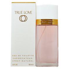 Women's True Love by Elizabeth Arden Eau de Toilette Spray - 3.3 oz