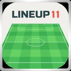 Ứng dụng tốt nhất để tạo chiến thuật đội hình cho trận bóng của bạn!   http://apps.cleverstore.vn/ung-dung/lineup11-football-line-up-108430.html#&slider1=5