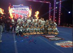 NCA Cheer Athletics, Cheerleading, Cheer Extreme, Athlete, Awards, Cheer