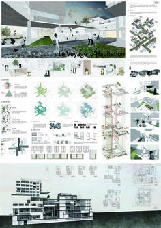 Discover recipes, home ideas, style inspiration and other ideas to try. Condominium Architecture, Office Building Architecture, Architecture Panel, Architecture Drawings, Architecture Portfolio, Building Design, Landscape Architecture, Interior Design Presentation, Architecture Presentation Board
