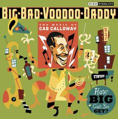23 Best Big Bad Voodoo Daddy Images In 2012 Voodoo Daddy