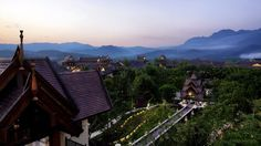 Anantara Xishuangbanna Resort & Spa, China , Yunnan Province, China