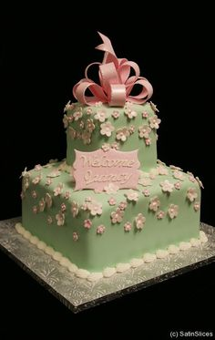 Special Event Cakes | SatinSlices