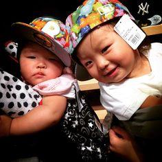 Instagram media yuz0604 - #neweracap#直営店限定 #KIDS59FIFTY#RODYALLOVERRロゴ #ニューエラ#ロディ #可愛すぎ#cute#4800円#たっか !