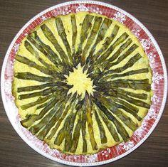 Torta salata di asparagi e chicchi di quinoa, anche senza ricotta Pag. 19 Il grande libro delle ricette per la dieta dei gruppi sanguigni - Marilena D'Onofrio - L'Età dell'Acquario