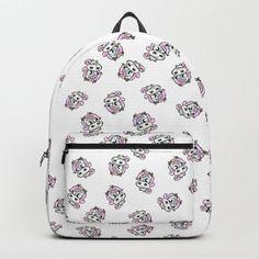 Unicorn Backpack by chaploart | Society6