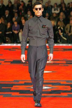 40's Man of Miuccia | Prada F/W 2012