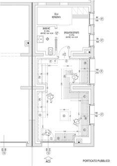 STUDIO SAGITAIR | Architettura - Interior Design - Render - Progetto Design Hotel, E Design, Interior Design, Floor Plans, Studio, Shopping, Nest Design, Home Interior Design, Studios