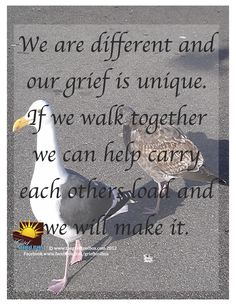 Walking together | The Grief Toolbox