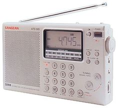 Electronics Sangean FM Stereo/MW/LW/SW PLL Synthesized World Receiver description Professional Digital Multi-Band World Receiver . Digital Radio, Short Waves, Transistor Radio, Boombox, Pll, Office Phone, Landline Phone, Electronics, World