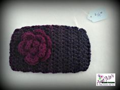 Infant/Toddler Earwarmer by AuntMosWarmFuzzies on Etsy, $14.00