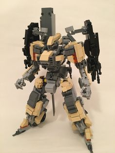"""lego robo 厳土"" by kiyoken: Pimped from Flickr"