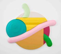Vibrant & Playful Mural Sculptures – Fubiz Media