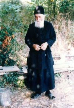 Saint Paisios the Athonite:»Why pain and suffering?»