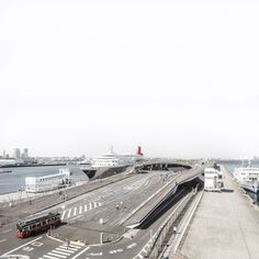 Yokohama Port Terminal