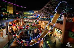 Liverpool One for Christmas