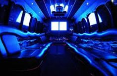 Make her party stand out this time with Quinceanera party bus to show your affection.