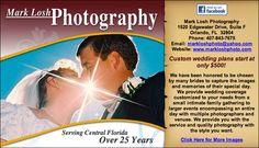 Mark Losh Photography - 1520 Edgewater Drive, Suite F, Orlando, FL  32804