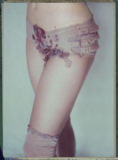 かわいい♥ Camille Lescure lingerie | Photographer: Liliroze - http://www.liliroze.com