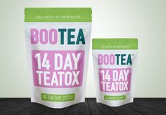 14 Day Teatox ► They Claim that their tea: •    Increase your metabolism •    Burn calories and convert food to energy •    Burn fat & counteract fat storage •    Regulate blood sugar levels •    Assist in the digestion of food •    Suppress appetite •    Improve skin health •    Improve quality of sleep  •    Cleanse & detoxify •    Allow you to reach your health/weightloss goals