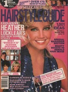 Tagged Heather Locklear 1983 - FamousFix