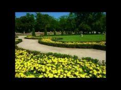 Parque del Retiro Madrid - YouTube