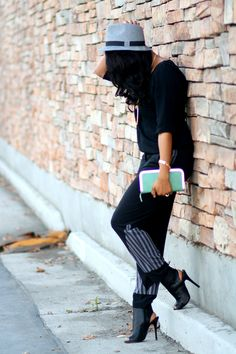 Oh to Be a Muse   Bay Area Fashion Blogger Inspiring Style: Lookbook: Back to Black #jalehclothing @Chinese Laundry Shoes #suzywandeluxe #bombshellaccessories #urbanexpressions #wwdmagic