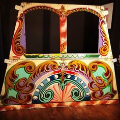 airbrushed fairground artwork - Google Search