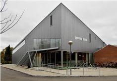 Jyderuphallen - Lokale og Anlægsfonden