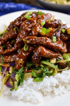 Slimming Low Syn Sweet Chilli Beef - gluten free, dairy free, Slimming World and Weight Watchers friendly Meat Recipes, Healthy Dinner Recipes, Asian Recipes, Cooking Recipes, Recipies, Free Recipes, Chinese Recipes, Savoury Recipes, Healthy Dinners