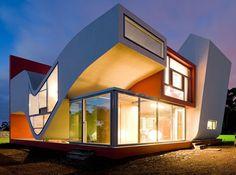 House on the Flight of Birds par Bernardo Rodrigues - Journal du Design