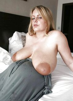 Boobs milk naked massive pinterest