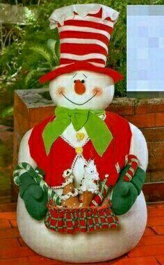 *** Christmas Love, Christmas Snowman, Beautiful Christmas, Winter Christmas, Christmas Stockings, Christmas Crafts, Christmas Ornaments, Xmas, Handmade Christmas Decorations