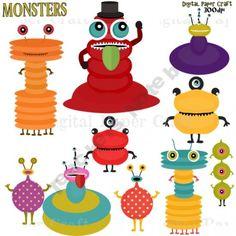 Monsters ahhhh!!!!!!!