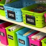 Sterlite Drawers Revisited: A Follow-Up to Help You Fancy Up - Kinder Craze: A Kindergarten Teaching Blog