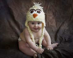 http://www.ravelry.com/patterns/library/chicken-baby-hat