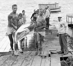 Daaaaaaaaamn. Those are some hot rowers. stanford crew 1912