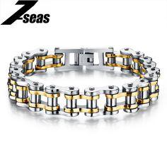 Men/'s Fashion en cuir véritable tressé Arc en acier inoxydable magnétique Bracelet