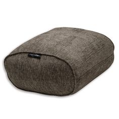 Match your Luscious Grey Evolution Sofa or Studio Lounger or Conversion Lounger with one or more ottomans now. It's a coffee table, footrest and spare seat all in one. Coffee Table Footrest, Grey Ottoman, Floor Cushions, Fabric Sofa, Foot Rest, Soft Fabrics, Living Spaces, Furniture Design