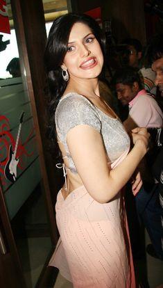 Zarine Khan Looking Back