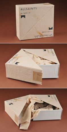 15 Inspirational E-Commerce Packaging Designs - Swedbrand Group Shirt Packaging, Clothing Packaging, Fashion Packaging, Brand Packaging, Box Packaging, Apple Packaging, Custom Packaging Boxes, Cardboard Packaging, Food Packaging Design