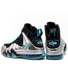 """Nike Barkley Posite Max - """"Splatter"""""""
