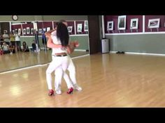 I HAVE TO LEARN THIS DANCE!!! ▶ Isabelle & Felicien with Kizomba Harmony - Kizomba Workshop Demo - YouTube