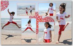 Reportaje fotografico de Comunion en la playa - #Cullera
