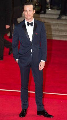 Sherlock star Andrew Scott